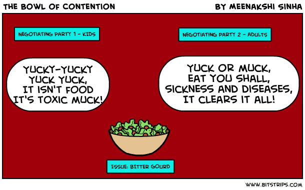 The Bowl of Contention